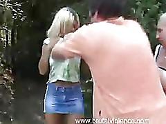 Forced Orgy - Brutal Violence