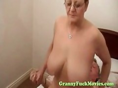Fat boob granny hardcore secretly