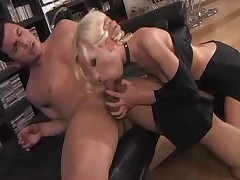 Italian Mom Fucks Her Son