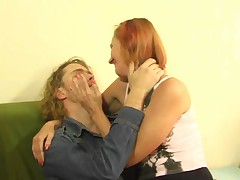 Grown-up enjoys young load of shit anal bonk