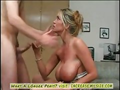 Cougar mom fuck his son in law