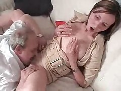 Russian Grandpa daughter - brighteyes69r