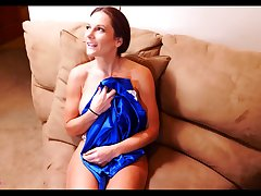 MILF and Step Son School Art Project 4K Mandy Flores