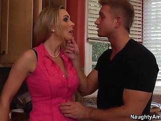 Tanya got her cunt pounded