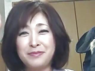 Sayo is sweet mom