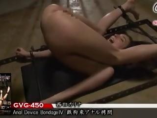 Karina Nishida Bondage and Anal Play