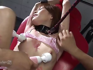 Miina Yoshihara is a Graffiti Fuck Toy (Uncensored JAV)