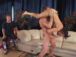 Fucking Experiments with Naughty Sexy Wife Trixie Cas!