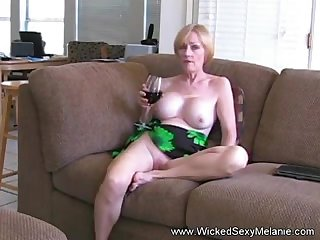 MILF Knows How To Drain Balls