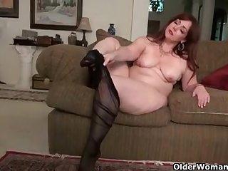 milf Marie Black
