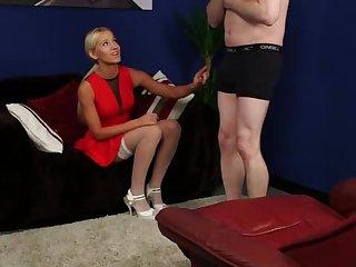 Teasing The Virgin