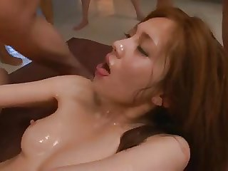 v. 015 bukkake + creampie uncensored