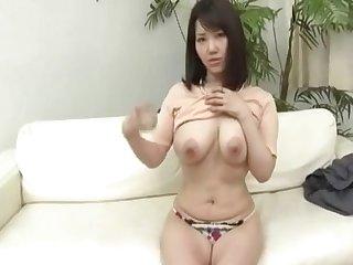 Beautiful Japanese Mom