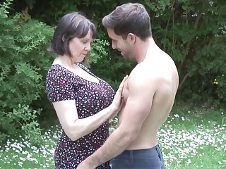 Mature incest mother boy fuck videos