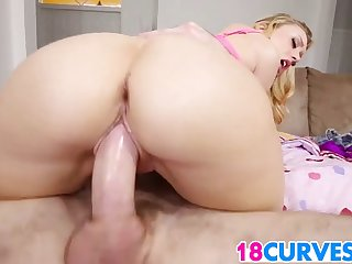 Girls with big asses get fucked for incest sex.