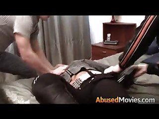 Stepsister Brutally Fucked By Her Stepbrother