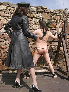 12 of 4 SLAVES 4 PUNISHMENT I.