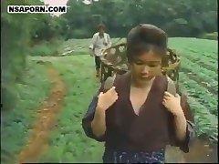 Girl Fucked in Open Land